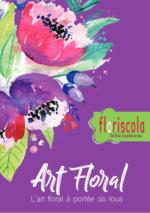 Association Florisca – Art floral