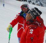 Stage ski compétition Pierre Alain Carrel