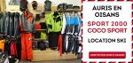 Coco sport Auris en Oisans