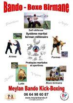 Meylan Bando Kick-Boxing