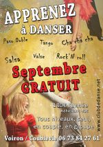 Club de danse Voiron Coublevie