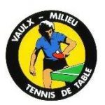 Vaulx-Milieu – Tennis de table