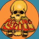 Skate Bergusien – Rolling Skull