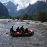 Integral Rafting à Venosc